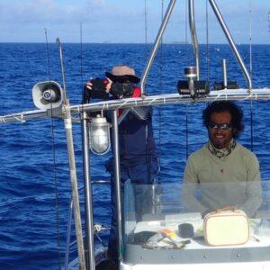 沖縄釣行の際は中村さんの釣り船で大物を!